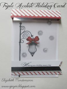 Close To My Heart Stamp of the Month Blog Hop - November Illuminate - Broken Treasures
