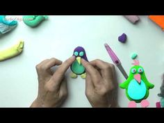 This channel features short videos to use clay or play-dough to sculpt various animals, the content is suitable for preschoolers to elementary.