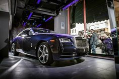 Would you buy a #RollsRoyce wraith if you saw it in the #Harrods window?