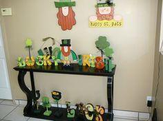 St. Patrick's Day - Wood Craft Assortment