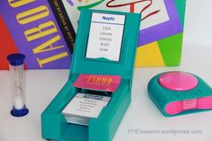 "Taboo - free printable with ""mormon"" twist"