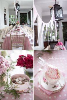 High tea party on pinterest vintage high tea high tea for High tea decor ideas