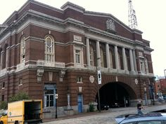 """Old shooting Location for """"Homicide: Life on the Street"""" (Fells Point area of Baltimore)"""