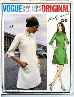 1960s Dress Vogue