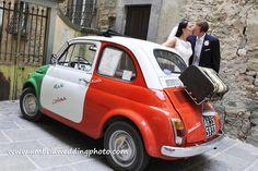 Pauline and Matthew's Romantic Italian Wedding www.romanticitalianweddings.com