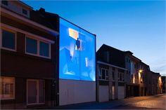 The Narrow House - Bilzen, Belgium - 2009