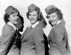 """""""The Andrews Sisters"""""""