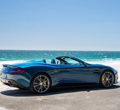 Wow! Nothing can beat this Aston Martin Vanquish pure sex appeal #AutoAwesome