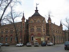 Irkutsk Palace of Pioneers - Russia