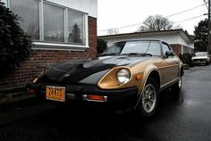 Datsun 10th Anniversary 280ZX Black Gold Edition