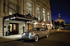 Historic Retreats: Nashville's Hermitage Hotel - Old-House Online