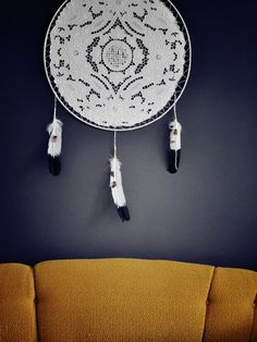 How to Make a Doily Dream Catcher