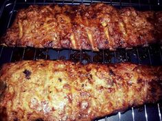 """Crock Pot Ribs - """"grilled for six mins after slow cooking...absolutely no left overs"""" @allthecooks #recipe"""
