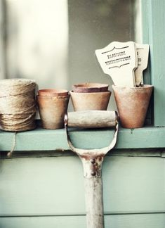Potting Tools