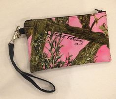 New TRUE TIMBER Pink Mossy Oak Cotton Camoflauge by Sewkrissy, $16.99