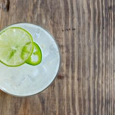 The Spicy Mezcalita from the makers of The Mason Shaker
