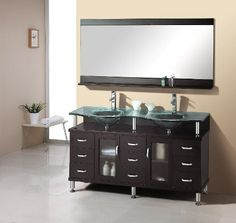 Modern Bathroom Vanities   - For more go to >>>> http://bathroom-a.com/bathroom/modern-bathroom-vanities-2-a/  - Modern Bathroom Vanities,We live in a fast paced world that leaves behind anyone who waits. We need to start our day with organization and end it with relaxation. This arrangement can be easily attained using modern bathroom vanities. The necessity of modern vanities in bathrooms is taking over ...