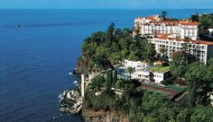Reid's Palace - Madeira, Portugal #Jetsetter