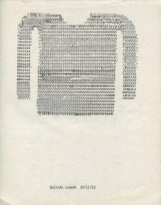 dessins a la machine a ecrire 5   Dessins à la machine à écrire   photo Michael Crowe machine a ecrire Lenka Clayton image dessin