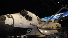 Space Shuttle Atlantis, Kennedy Space Center
