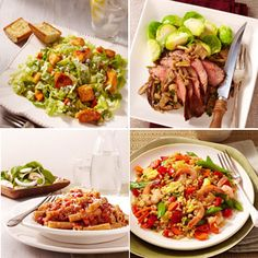 5-Day 1,500-Calorie Diet Meal Plan for Weeknights | Eating Well