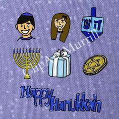 Hanukkah Clip Art by