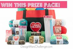 Prize pack giveaway