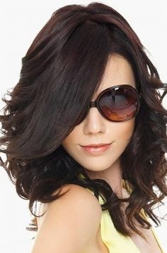Layered Mid Length Hairstyles - Layering is one of the simplest and most effective methods you can use to instantly update your hairstyle. Mid length hairstyles are a great choice for those who want maximum flexibility with a relatively low level of maintenance. Layered mid length hairstyles can be extremely alluring and stylish so check out a few ideas to update your look.