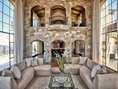 Incredible Mediterranean Style Vineyards Home, Malibu, California