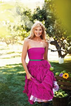 Colorful & carefree. #BeautifulDay the dress