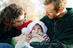 Family Photography for Christmas cards.