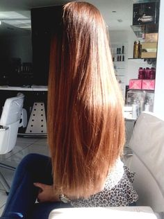 Long perfect hair