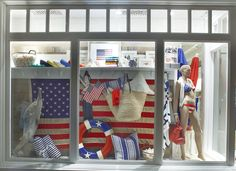 Celebrating Independence Day in our East Hampton Polo Store