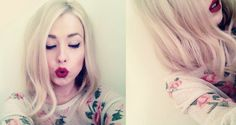 * Grace and Braver * UK Fashion Hair and Beauty Blog: Messy Faux Bob Tutorial