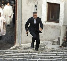 """George Clooney in """"The American"""""""