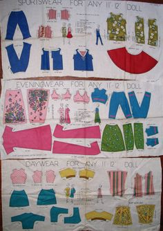 doll clothes!