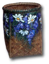 Decorative Painting | Daisies