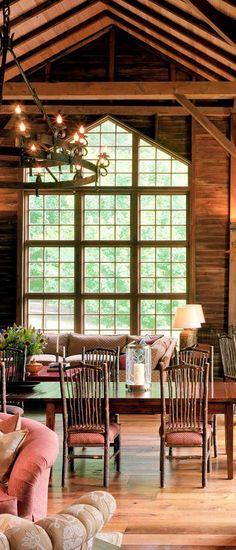 Barn Renovation chair, window, dream, barn renovation