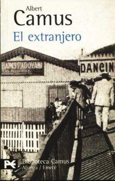 EL LIBRO DEL DÍA     El extranjero, de Albert Camus.  http://www.quelibroleo.com/libros/el-extranjero 8-7-2012