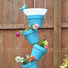 DIY - Garden Planter and Bird Bath