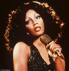Beautiful, talented, legendary. RIP Donna, you'll always be the the Queen of Disco