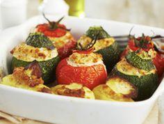 Petits légumes farcis #provence #voyage #tourism #france #paca #provencal #food