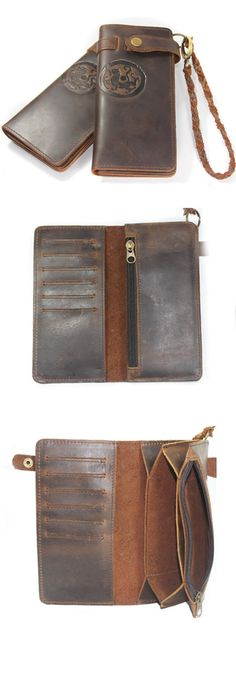 Neo Handmade Leather Wallet