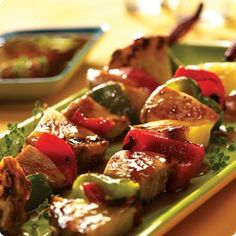 Knott's Sweet and Sour Kabobs Recipe