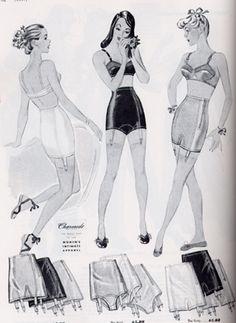 fashion place, 1920s gatsbi, lingeri project, spiral stitch, vintag lingeri, 1920s underwear, fashion news, 1930s underwear, history of underwear