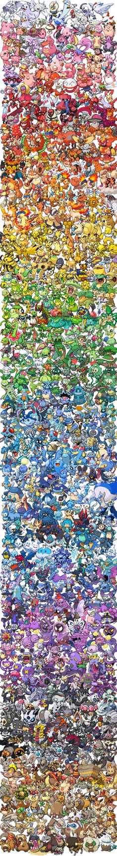 Shades of Pokémon.