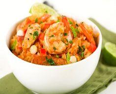 hCG Diet Recipes - hCG Diet Jambalaya