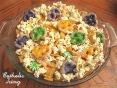 Make Mardi Gras Pretzels- Easy Party Food!