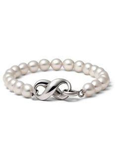Tiffany & Co Cultured Freshwater Pearl Bracelet