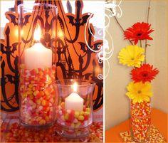 Halloween- Candy Corn Decor